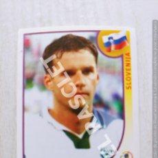 Cromos de Fútbol: 2002 FIFA WORLD CUP KOREA JAPAN - CROMO Nº 121 MUAMER VUGDALIC - SLOVENIJA - PANINI. Lote 288640843
