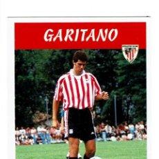 Cromos de Fútbol: CROMO FUTBOL 97 98 NUNCA PEGADO PANINI LIGA 1997 1998 ATHLETIC GARITANO. Lote 288641208