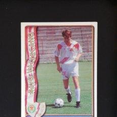 Cromos de Fútbol: #342 RADTCHENKO ULTIMA HORA RAYO VALLECANO FICHAS LIGA 96 97 MUNDICROMO. Lote 288861358
