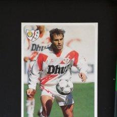 Cromos de Fútbol: #373 ALCAZAR RAYO VALLECANO LAS FICHAS DE LA LIGA 95 96 MUNDICROMO 1995 1996. Lote 288861463
