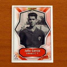 Cromos de Fútbol: VALENCIA - JULIO GARCÍA - EDICIONES LIGA ESTE-PANINI 2008-2009, 08-09 - NUNCA PEGADO. Lote 288861853