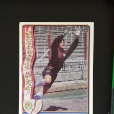 Cromos de Fútbol: #327 CONTRERAS RAYO VALLECANO MUNDICROMO 96 97 FICHAS LIGA 1996 1997. Lote 288861863
