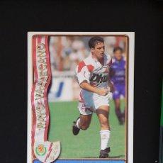 Cromos de Fútbol: #330 COTA RAYO VALLECANO MUNDICROMO 96 97 FICHAS LIGA 1996 1997. Lote 288861888