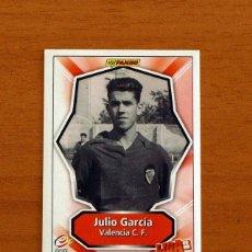 Cromos de Fútbol: VALENCIA - JULIO GARCÍA - EDICIONES LIGA ESTE-PANINI 2008-2009, 08-09 - NUNCA PEGADO. Lote 288861908