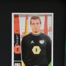 Cromos de Fútbol: #275 OSCAR RAYO VALLECANO LAS FICHAS DE LA LIGA 2003 MUNDICROMO. Lote 288862078
