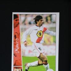 Cromos de Fútbol: #279 MAURO RAYO VALLECANO LAS FICHAS DE LA LIGA 2003 MUNDICROMO. Lote 288862203