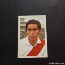Cromos de Fútbol: NICOLAS FUENTES PERU FHER MEXICO ASES MUNDIAL 1970 CROMO FUTBOL 70 - SIN PEGAR - A50 - PG73. Lote 288980563