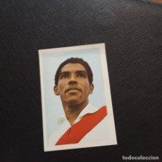 Cromos de Fútbol: RAFAEL RISCO PERU FHER MEXICO ASES MUNDIAL 1970 CROMO FUTBOL 70 - SIN PEGAR - A50 - PG82. Lote 288981898