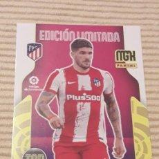 Cromos de Fútbol: DE PAUL (TOP FICHAJE EDICION LIMITADA) AT. ATLÉTICO MADRID MEGACRACKS 21-22 2021 2022. MGK PANINI. Lote 289020233