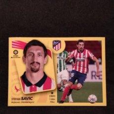 Cromos de Fútbol: LIGA ESTE 21/22 - SAVIC -10 ATL DE MADRID. Lote 289020828