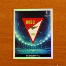 Cromos de Fútbol: DEBRECENI - Nº 328, ESCUDO - UEFA CHAMPIONS LEAGUE 2009-2010, 09-10 PANINI -NUNCA PEGADO. Lote 289315773