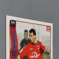 Cromos de Fútbol: MUNDICROMO 2004 2005 04 05 DIARIO AS 235 ANTONIO N° 520 NUMANCIA. Lote 289315863