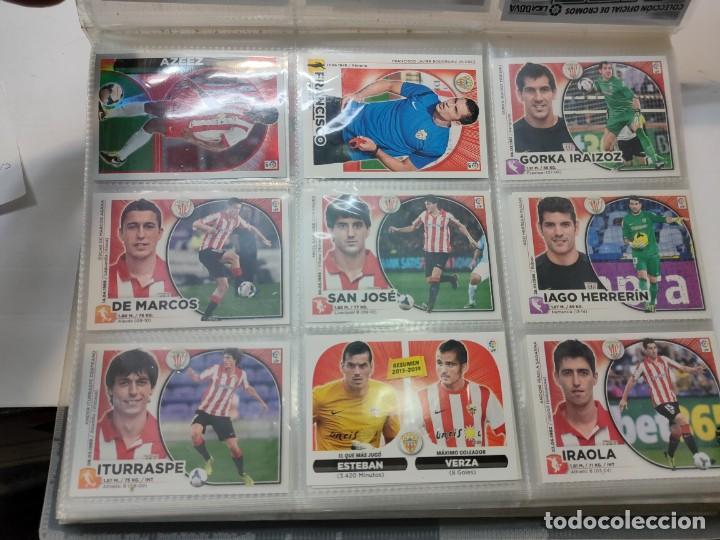 Cromos de Fútbol: Cromos Liga Este 2014/15 Lote 317 cromos no pegados distintos Messi, Cristiano, Benzema,etc - Foto 3 - 289566598