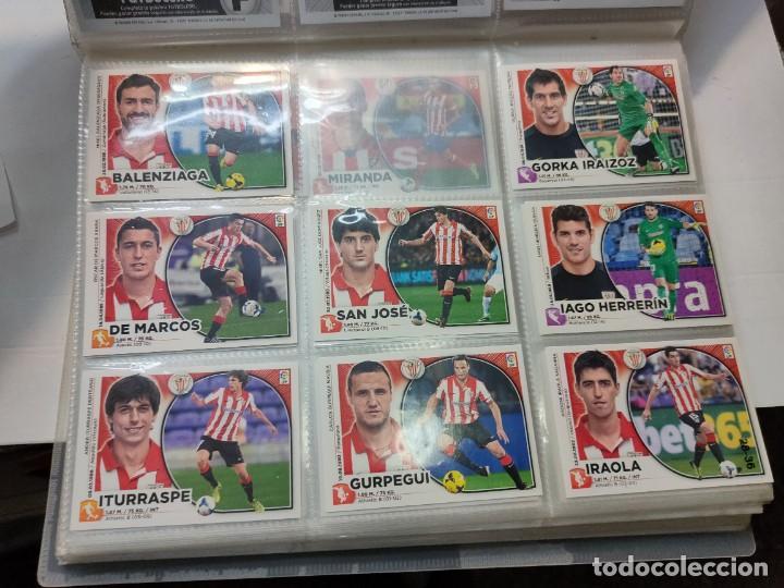 Cromos de Fútbol: Cromos Liga Este 2014/15 Lote 317 cromos no pegados distintos Messi, Cristiano, Benzema,etc - Foto 4 - 289566598
