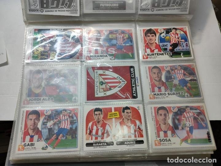 Cromos de Fútbol: Cromos Liga Este 2014/15 Lote 317 cromos no pegados distintos Messi, Cristiano, Benzema,etc - Foto 6 - 289566598