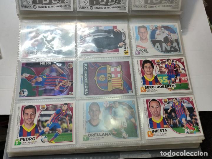 Cromos de Fútbol: Cromos Liga Este 2014/15 Lote 317 cromos no pegados distintos Messi, Cristiano, Benzema,etc - Foto 11 - 289566598