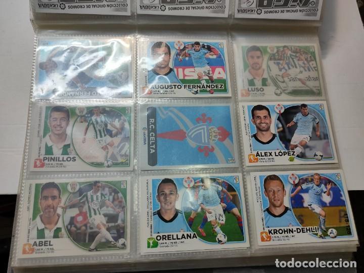 Cromos de Fútbol: Cromos Liga Este 2014/15 Lote 317 cromos no pegados distintos Messi, Cristiano, Benzema,etc - Foto 14 - 289566598