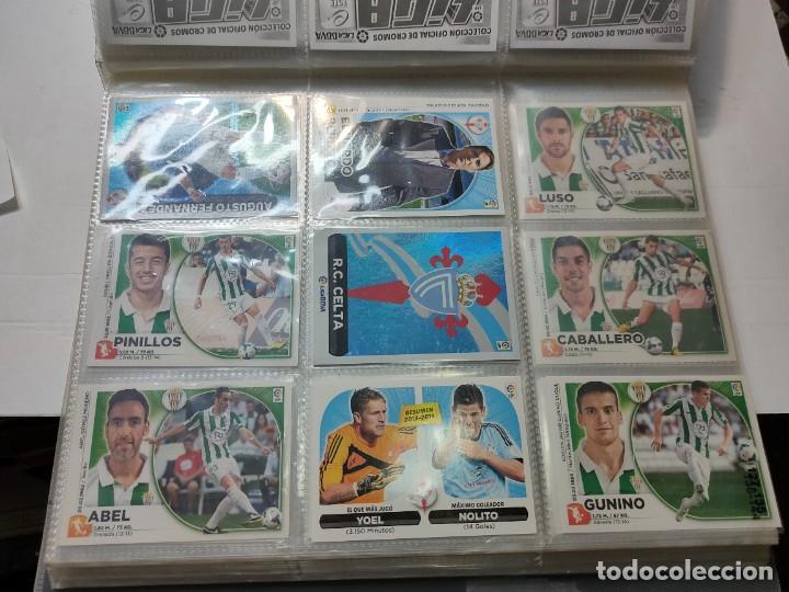 Cromos de Fútbol: Cromos Liga Este 2014/15 Lote 317 cromos no pegados distintos Messi, Cristiano, Benzema,etc - Foto 15 - 289566598