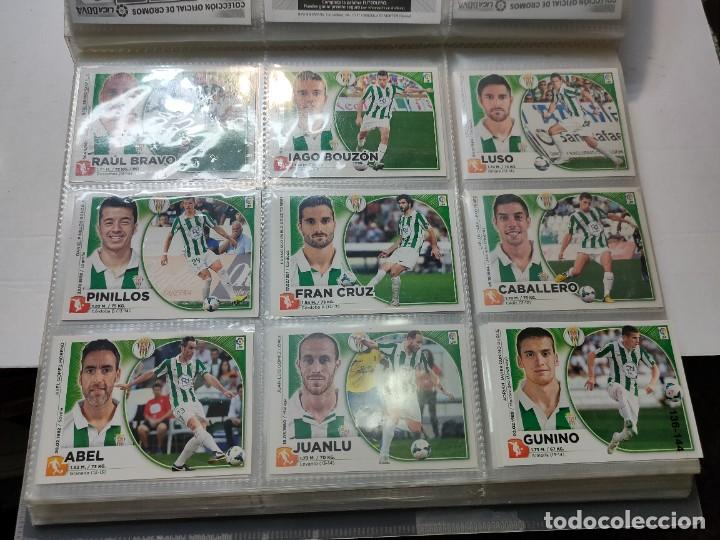 Cromos de Fútbol: Cromos Liga Este 2014/15 Lote 317 cromos no pegados distintos Messi, Cristiano, Benzema,etc - Foto 16 - 289566598