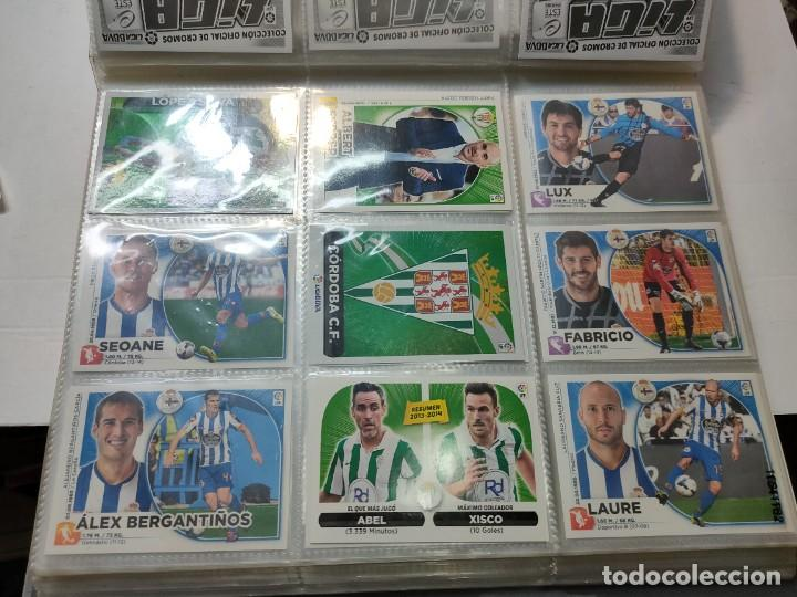 Cromos de Fútbol: Cromos Liga Este 2014/15 Lote 317 cromos no pegados distintos Messi, Cristiano, Benzema,etc - Foto 18 - 289566598