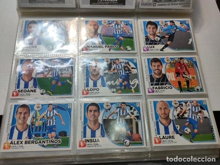Cromos de Fútbol: Cromos Liga Este 2014/15 Lote 317 cromos no pegados distintos Messi, Cristiano, Benzema,etc - Foto 19 - 289566598
