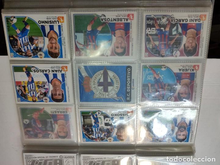 Cromos de Fútbol: Cromos Liga Este 2014/15 Lote 317 cromos no pegados distintos Messi, Cristiano, Benzema,etc - Foto 20 - 289566598