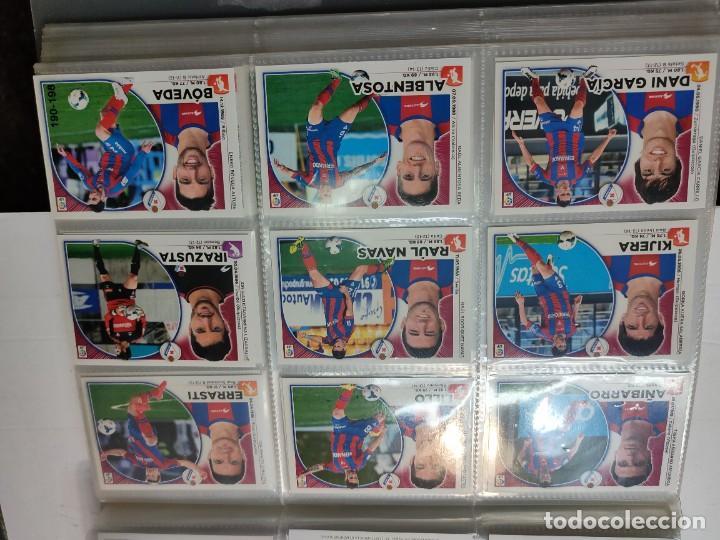 Cromos de Fútbol: Cromos Liga Este 2014/15 Lote 317 cromos no pegados distintos Messi, Cristiano, Benzema,etc - Foto 22 - 289566598