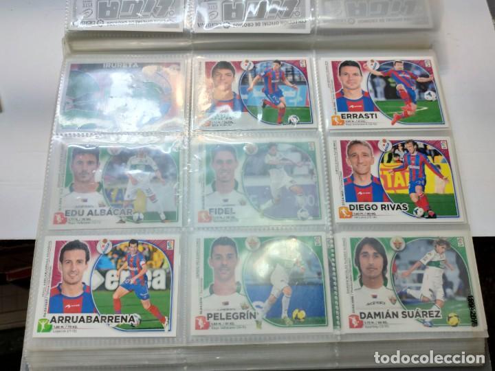 Cromos de Fútbol: Cromos Liga Este 2014/15 Lote 317 cromos no pegados distintos Messi, Cristiano, Benzema,etc - Foto 23 - 289566598