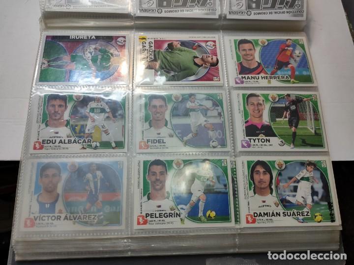 Cromos de Fútbol: Cromos Liga Este 2014/15 Lote 317 cromos no pegados distintos Messi, Cristiano, Benzema,etc - Foto 24 - 289566598