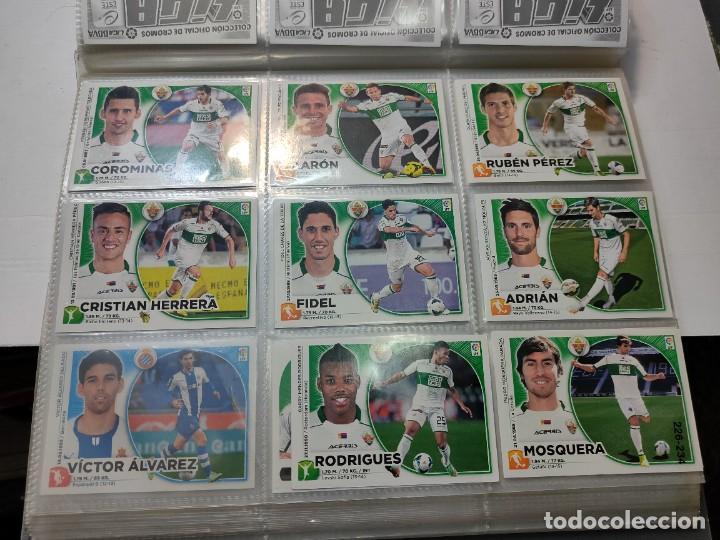 Cromos de Fútbol: Cromos Liga Este 2014/15 Lote 317 cromos no pegados distintos Messi, Cristiano, Benzema,etc - Foto 26 - 289566598