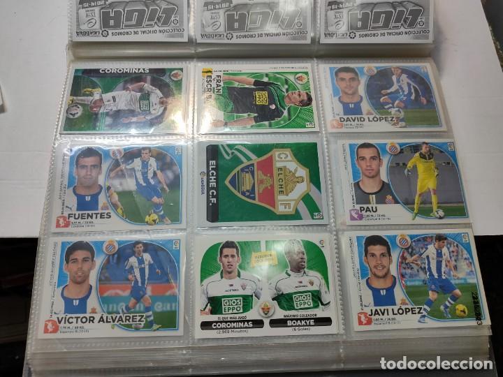 Cromos de Fútbol: Cromos Liga Este 2014/15 Lote 317 cromos no pegados distintos Messi, Cristiano, Benzema,etc - Foto 27 - 289566598