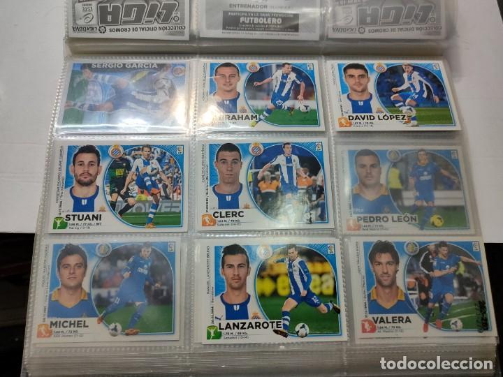 Cromos de Fútbol: Cromos Liga Este 2014/15 Lote 317 cromos no pegados distintos Messi, Cristiano, Benzema,etc - Foto 29 - 289566598