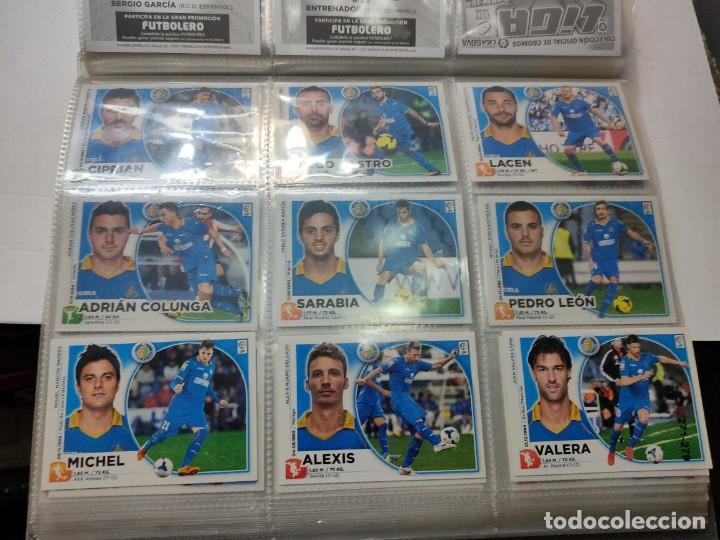 Cromos de Fútbol: Cromos Liga Este 2014/15 Lote 317 cromos no pegados distintos Messi, Cristiano, Benzema,etc - Foto 31 - 289566598