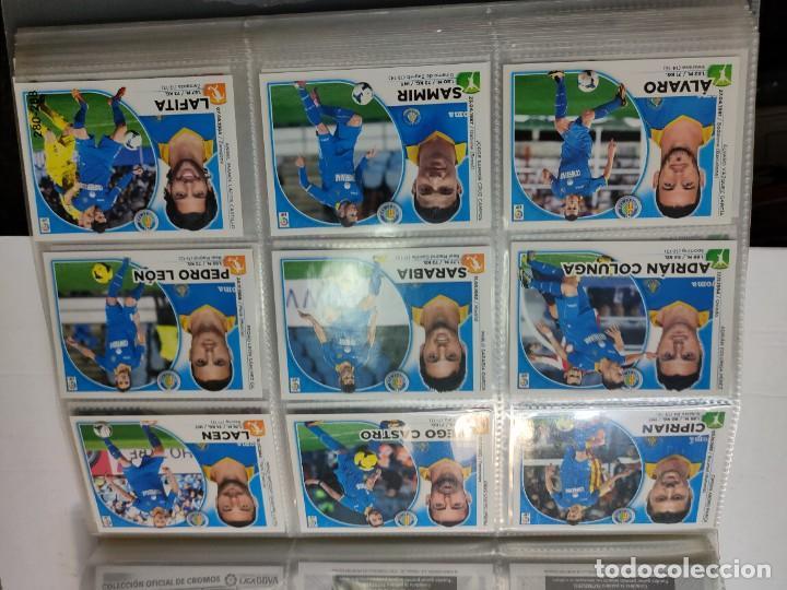 Cromos de Fútbol: Cromos Liga Este 2014/15 Lote 317 cromos no pegados distintos Messi, Cristiano, Benzema,etc - Foto 32 - 289566598