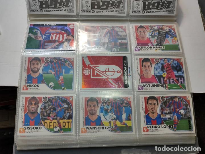 Cromos de Fútbol: Cromos Liga Este 2014/15 Lote 317 cromos no pegados distintos Messi, Cristiano, Benzema,etc - Foto 36 - 289566598