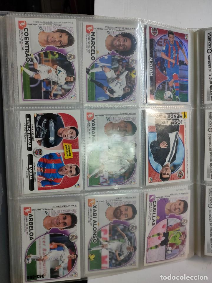 Cromos de Fútbol: Cromos Liga Este 2014/15 Lote 317 cromos no pegados distintos Messi, Cristiano, Benzema,etc - Foto 39 - 289566598