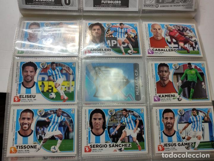 Cromos de Fútbol: Cromos Liga Este 2014/15 Lote 317 cromos no pegados distintos Messi, Cristiano, Benzema,etc - Foto 43 - 289566598