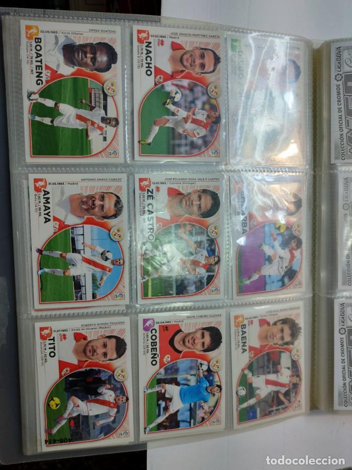 Cromos de Fútbol: Cromos Liga Este 2014/15 Lote 317 cromos no pegados distintos Messi, Cristiano, Benzema,etc - Foto 46 - 289566598