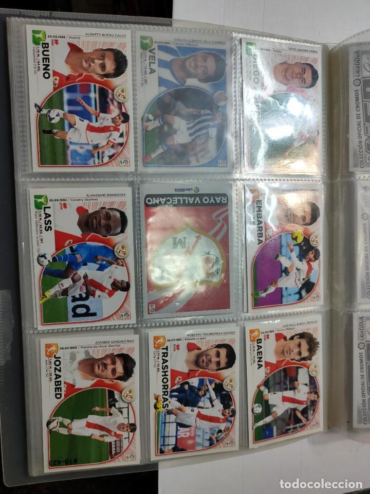Cromos de Fútbol: Cromos Liga Este 2014/15 Lote 317 cromos no pegados distintos Messi, Cristiano, Benzema,etc - Foto 47 - 289566598