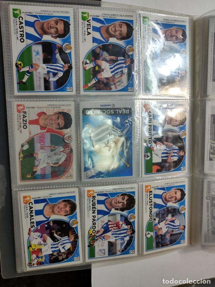 Cromos de Fútbol: Cromos Liga Este 2014/15 Lote 317 cromos no pegados distintos Messi, Cristiano, Benzema,etc - Foto 49 - 289566598