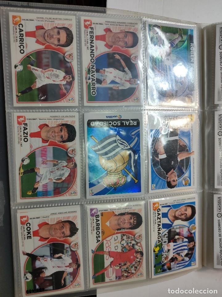 Cromos de Fútbol: Cromos Liga Este 2014/15 Lote 317 cromos no pegados distintos Messi, Cristiano, Benzema,etc - Foto 50 - 289566598
