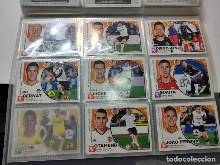 Cromos de Fútbol: Cromos Liga Este 2014/15 Lote 317 cromos no pegados distintos Messi, Cristiano, Benzema,etc - Foto 54 - 289566598