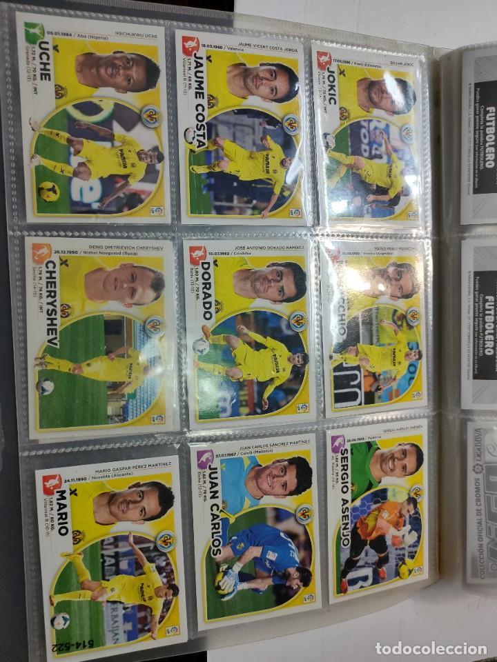 Cromos de Fútbol: Cromos Liga Este 2014/15 Lote 317 cromos no pegados distintos Messi, Cristiano, Benzema,etc - Foto 57 - 289566598