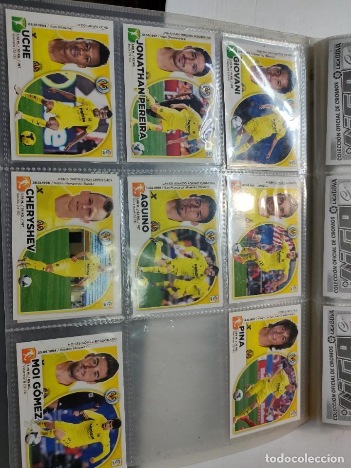 Cromos de Fútbol: Cromos Liga Este 2014/15 Lote 317 cromos no pegados distintos Messi, Cristiano, Benzema,etc - Foto 58 - 289566598
