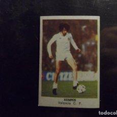 Cromos de Fútbol: KEMPES DEL VALENCIA ALBUM CROMOS CANO LIGA 1983 - 1984 ( 83 - 84 ). Lote 289578858