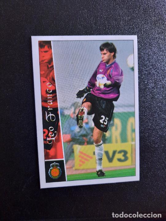 LEO FRANCO MALLORCA MUNDICROMO FICHAS 2002 2003 CROMO FUTBOL LIGA 02 03 - 409 (Coleccionismo Deportivo - Álbumes y Cromos de Deportes - Cromos de Fútbol)