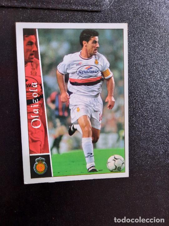 OLAIZOLA MALLORCA MUNDICROMO FICHAS 2002 2003 CROMO FUTBOL LIGA 02 03 - 415 (Coleccionismo Deportivo - Álbumes y Cromos de Deportes - Cromos de Fútbol)