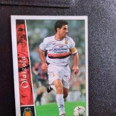 Cromos de Fútbol: OLAIZOLA MALLORCA MUNDICROMO FICHAS 2002 2003 CROMO FUTBOL LIGA 02 03 - 415. Lote 289592568