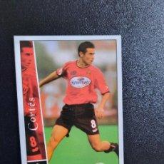 Cromos de Fútbol: CORTES MALLORCA MUNDICROMO FICHAS 2002 2003 CROMO FUTBOL LIGA 02 03 - 417. Lote 289592768
