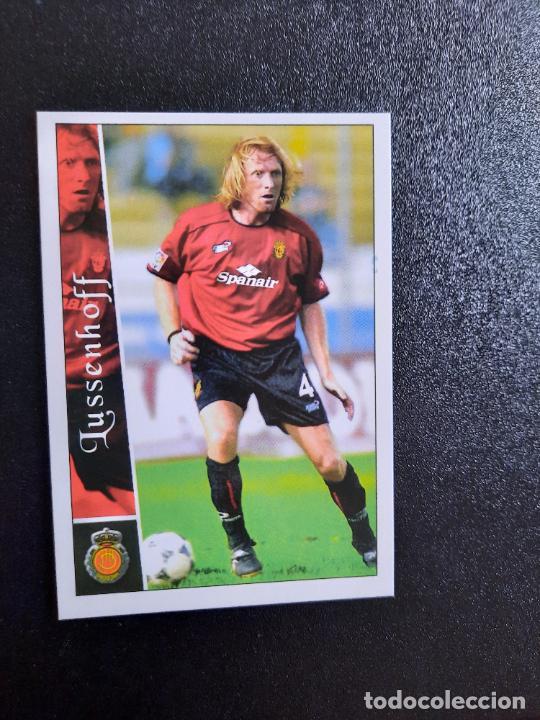 LUSSENHOFF MALLORCA MUNDICROMO FICHAS 2002 2003 CROMO FUTBOL LIGA 02 03 - 418 (Coleccionismo Deportivo - Álbumes y Cromos de Deportes - Cromos de Fútbol)